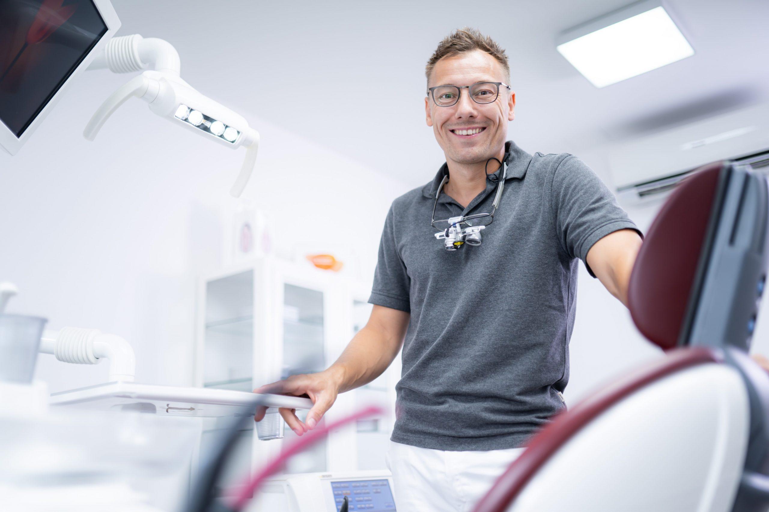 Professionelle Praxis-Fotografie für Arzt/Zahnarzt